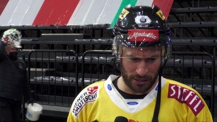 Rafael Rotter nach der Niederlage in Bozen