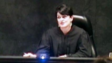 Court Cam: Judge Put on Trial for Threatening Children in Open Court