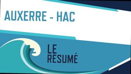 Auxerre - HAC (1-1) : le résumé du match