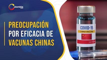 China admite que eficacia de sus vacunas contra la COVID-19 es baja: Sinopharm, Sinovac y CanSino