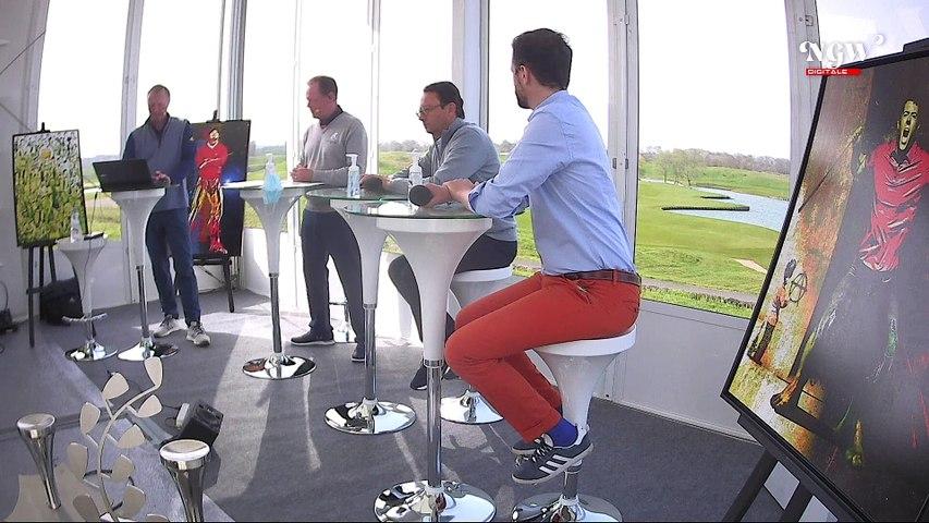 National Golf Week : Pascal Grizot et Charles Henri Bachelier parle de la National Golf Week