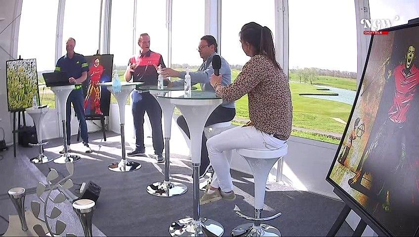 National Golf Week: Joanna KLATTEN  et Pascal GRIZOT parlent du National Match Play