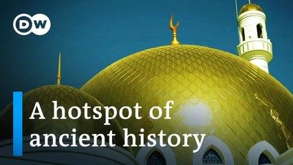 Turkmenistan's cultural treasures
