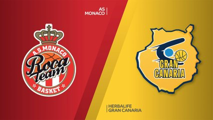 7Days EuroCup Highlights Semifinals, Game 1: Monaco 82-77 Gran Canaria