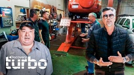 Renovaciones que excedieron el presupuesto | Gas Monkey al Rescate | Discovery Turbo