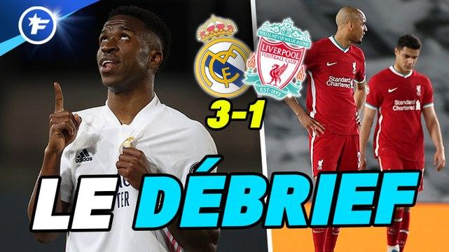 Le débrief de Real Madrid - Liverpool