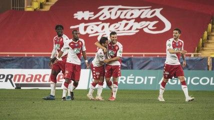 Highlights CDF : AS Monaco 0-0 (5-4 TAB) FC Metz