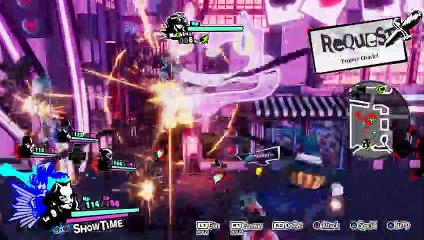 PERSONA 5 STRIKERS (PS5) BLIND PART 10