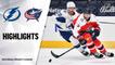 Lightning @ Blue Jackets 4/6/21 | NHL Highlights