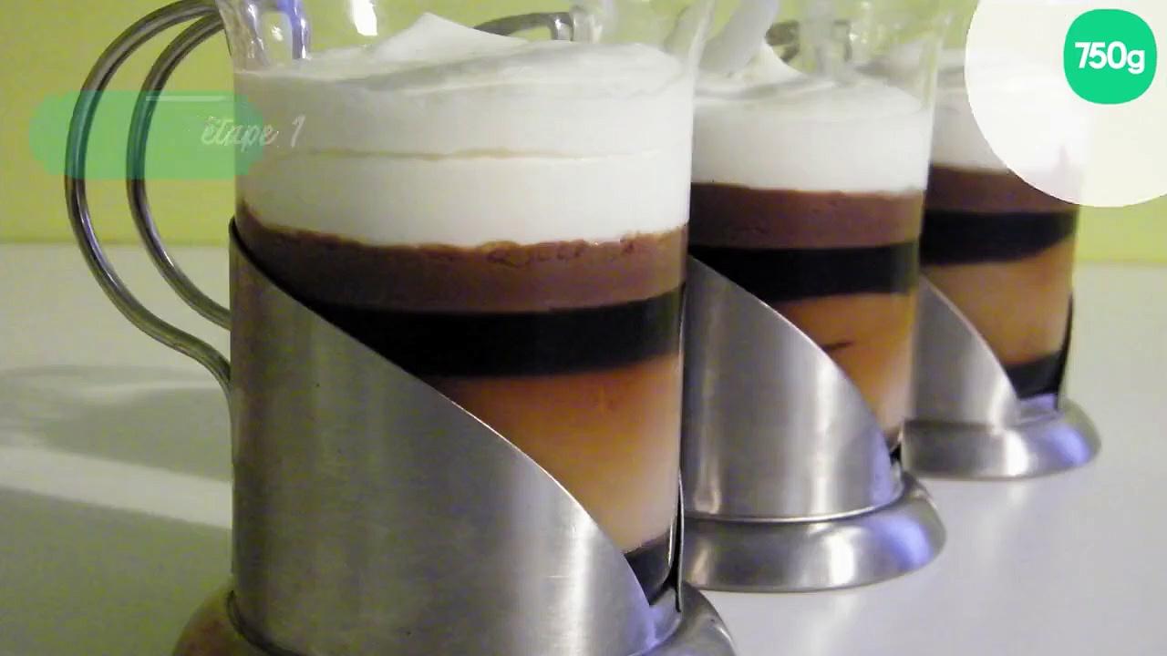 Irish coffee revisité