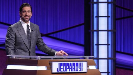 Aaron Rodgers hosted 'Jeopardy!' and got trolled about the NFC | Sun TV News