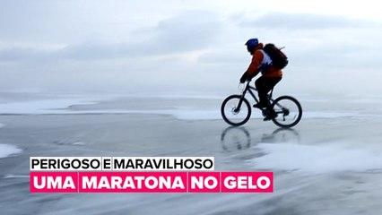 Uma Maratona no Gelo