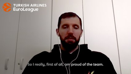 Nikola Mirotic, Barcelona: 'It's a team job'