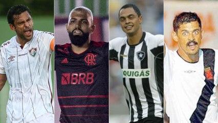Relembre todos os artilheiros do Campeonato Carioca no século atual