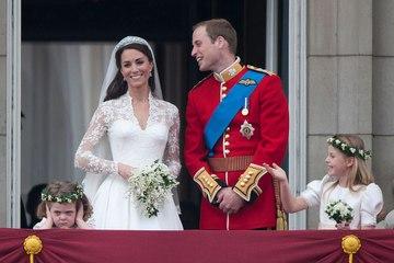 El Principado: se cumplen 10 años de la boda real entre William y Kate Middleton.