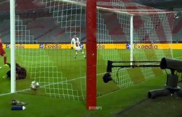 Màn trình diễn tuyệt vời của Kylian Mbappe trước Bayern Munich