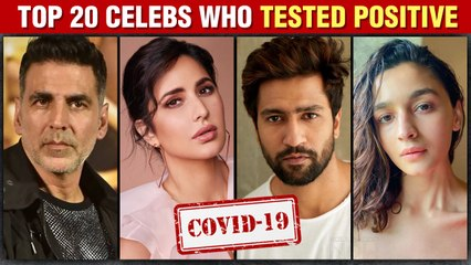 Akshay, Katrina, Alia, Aamir Khan | 20 Celebs Who Got Affected By Second Wave Of Covid - 19