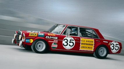 Inside AMG NDA history hidden gems of the Mercedes-AMG archive