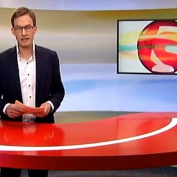 Timedrift | Til & Fra Esbjerg samt Sønderjylland | Køreplanskift K11 | DSB | 01-12-2010 | TV SYD @ TV2 Danmark