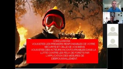 Formation des élus du Gard à la prévention des incendies de forêt