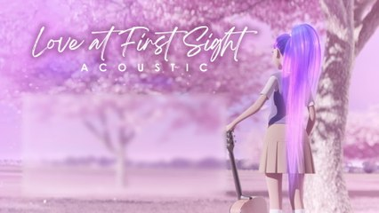 Alexa Ilacad - Love At First Sight Acoustic