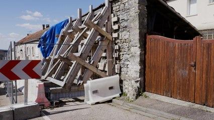 Yvelines : depuis deux ans, ces habitants sont privés d'une partie de leur maison