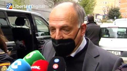 """Tebas, sobre el caso Diakhaby: """"Habrá un informe que diga lo que dicen los labios de Cala"""""""