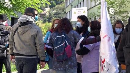 Reportage - Les travailleurs du secteur social se mobilisent - Reportage - TéléGrenoble