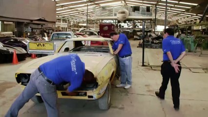 Restauración de Camaro RS/SS del 67 | Mexicánicos | Discovery Turbo Latinoamérica