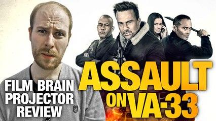 Assault on VA-33 (AKA Assault on Station 33) (REVIEW) | Projector