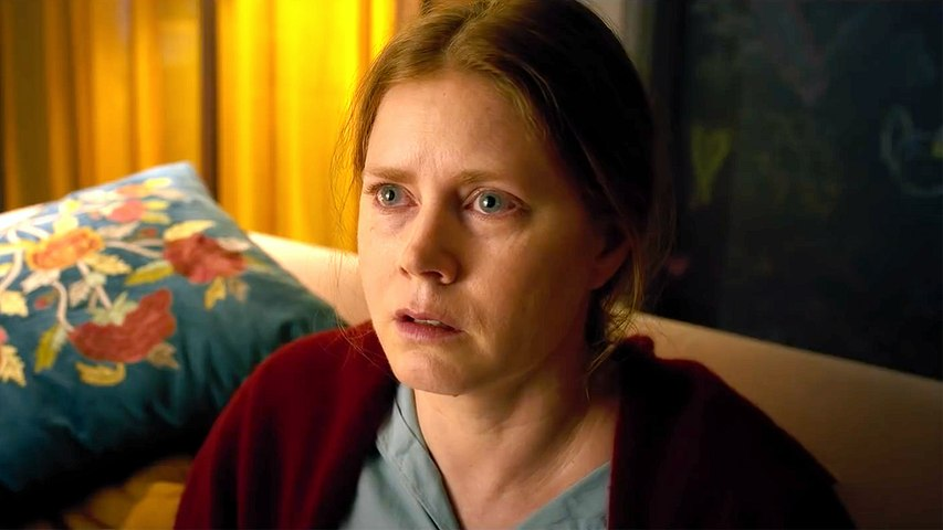 The Woman in the Window with Amy Adams on Netflix - Official Trailer