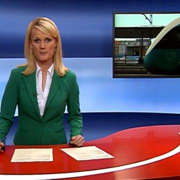 Ministermøde om ny nærbane | Arriva | Esbjerg | Varde | 15-02-2013 | TV SYD @ TV2 Danmark