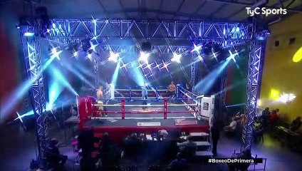 Franco Ezequiel Acosta vs Fabio Gabriel Barros (03-04-2021) Full Fight