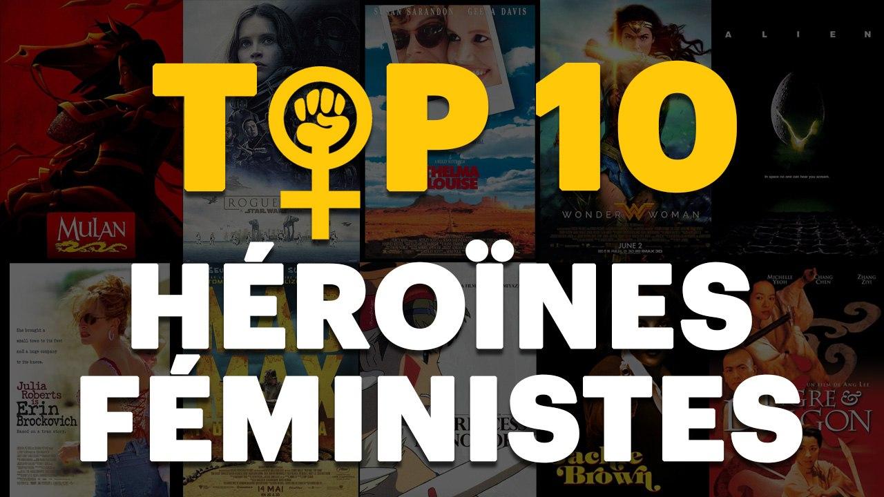 Top 10 des héroïnes féministes au cinéma - Vidéo Dailymotion