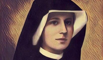 """Sainte Faustine, la """"secrétaire de la miséricorde"""" de Jésus"""