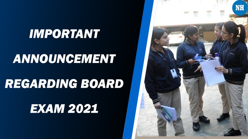 CBSE made it clear that Board examinations will be held as per schedule from May 4