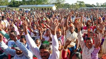 Assam: 22 Congress gathbandhan candidates shifted to Jaipur!