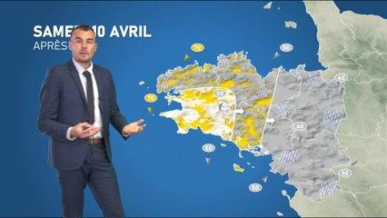 Illustration de l'actualité La météo de votre samedi 10 avril 2021