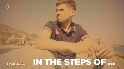 In the steps of... Caio Henrique - #Time2Rise - AS MONACO