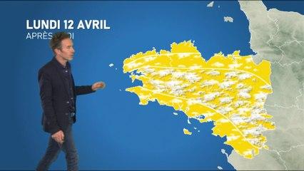 Illustration de l'actualité La météo de votre lundi 12 avril