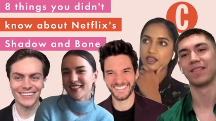 8 things you didnt know about Netflixs Shadow & Bone