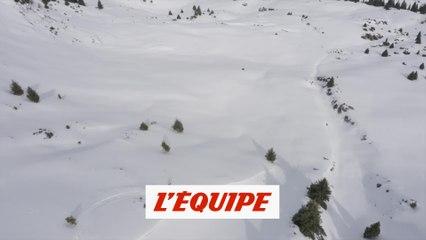 l'aventure d'Aurélien Ducroz en terre kirghize - Adrénaline - Ski freeride