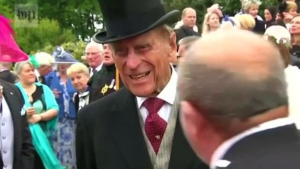 Prince Philip - Remembering the life of the man by Queen Elizabeth's side