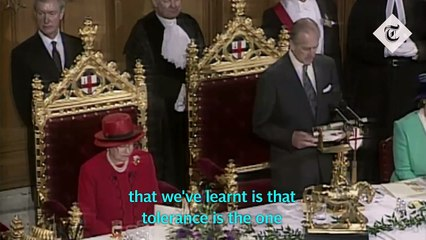 Prince Philip death - The Duke of Edinburgh's life of service in video