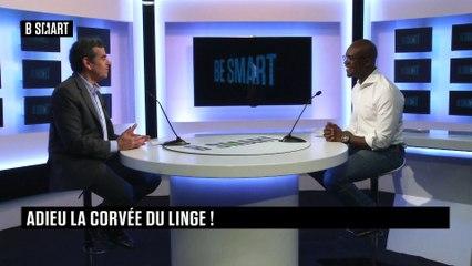 BE SMART - L'interview de Alphadio Olory Togbe (Lavoir Moderne) par Stéphane Soumier