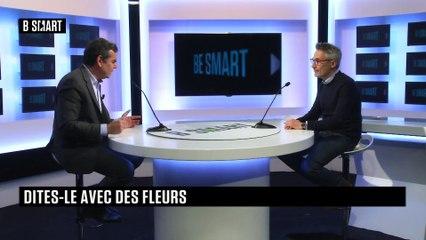 BE SMART - L'interview de Franck Poncet (Emova) par Stéphane Soumier