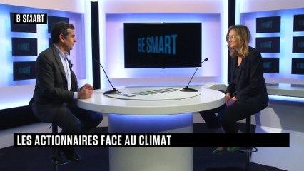 BE SMART - L'interview de Caroline Le Meaux (Amundi) par Stéphane Soumier