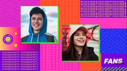 Kevsho y Mica Suárez en Fans en Redes
