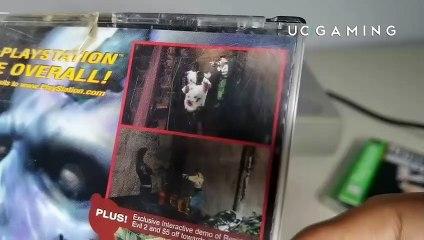 El Coleccionista: Resident Evil en PS1, PC, Saturn y Nintendo DS
