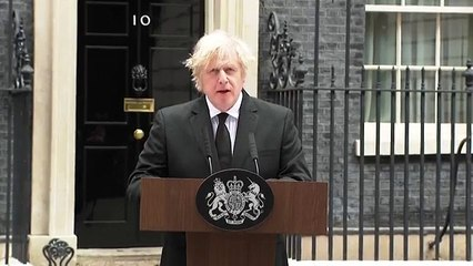 UK Prime Minister Boris Johnson says Prince Philip 'earned the affection of generations' _ ABC News-